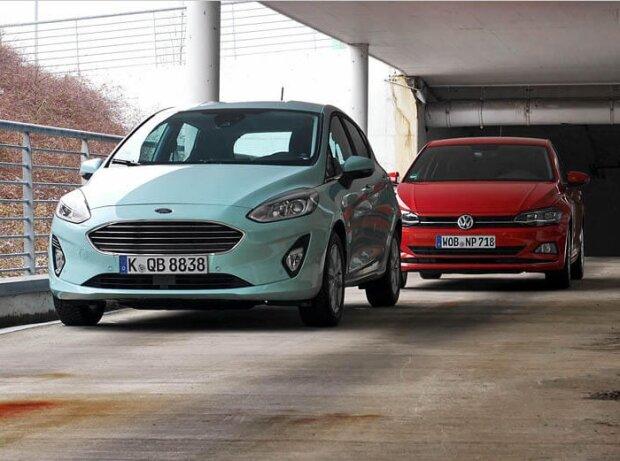 Ford Fiesta und VW Polo 2018