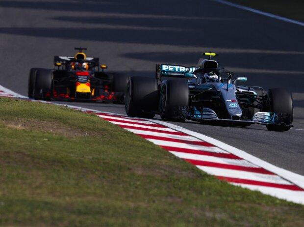 Valtteri Bottas, Daniel Ricciardo