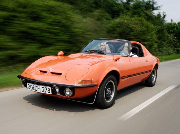 Studie Opel Aero GT (1969)