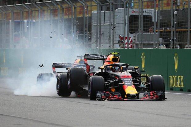 Max Verstappen Daniel Ricciardo Red Bull Aston Martin Red Bull Racing F1 ~Max Verstappen (Red Bull) und Daniel Ricciardo (Red Bull) ~
