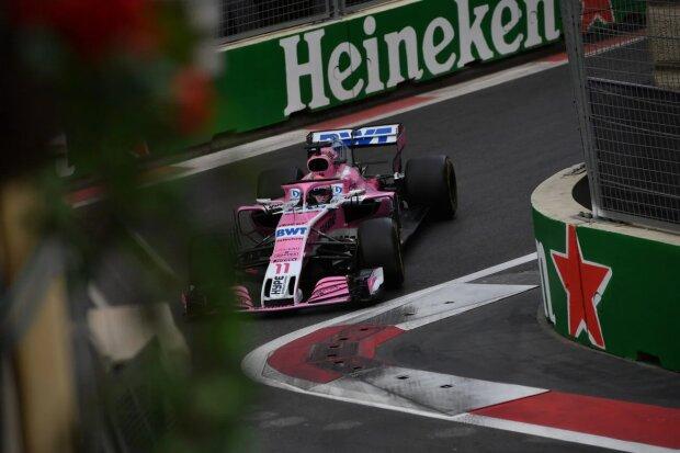 Sergio Perez Force India Sahara Force India F1 Team F1 ~Sergio Perez (Force India) ~