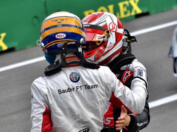 Marcus Ericsson, Kevin Magnussen