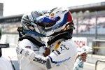 Gary Paffett (HWA-Mercedes) und Marco Wittmann (RMG-BMW)