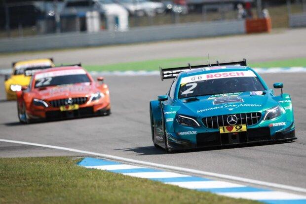 Gary Paffett HWA-Mercedes 3 HWA AG DTM, Team #3 ~Gary Paffett (HWA-Mercedes) ~