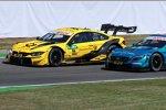 Timo Glock (RMG-BMW) und Gary Paffett (HWA-Mercedes)