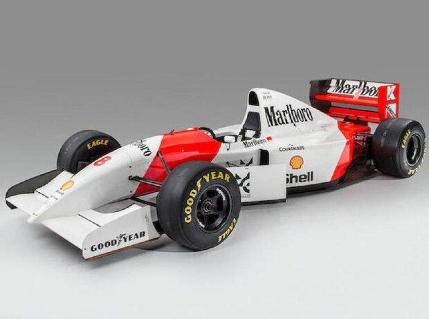 Senna McLaren 1993