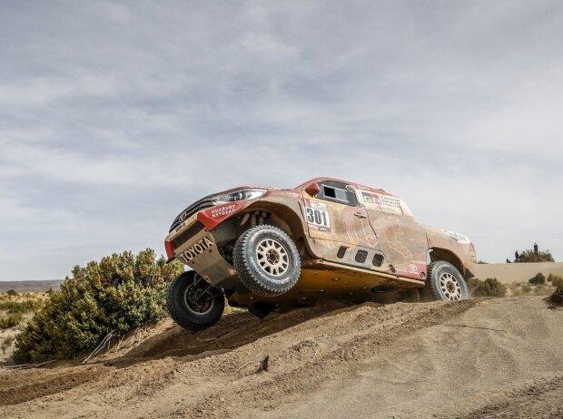 Rallye Dakar in Bolivien
