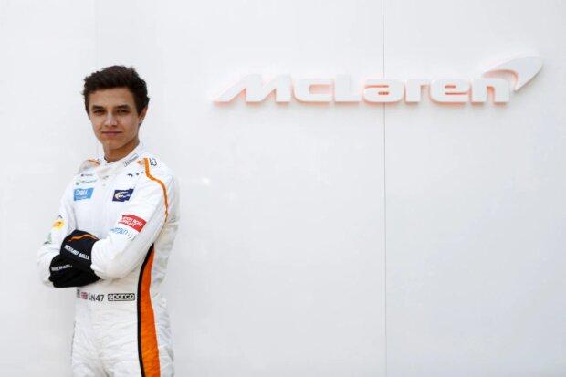 Lando Norris McLaren McLaren F1 Team F1 ~Lando Norris ~
