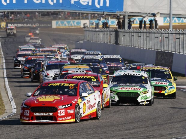 Scott McLaughlin, Start