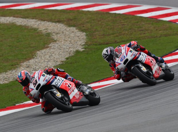 Danilo Petrucci, Scott Redding