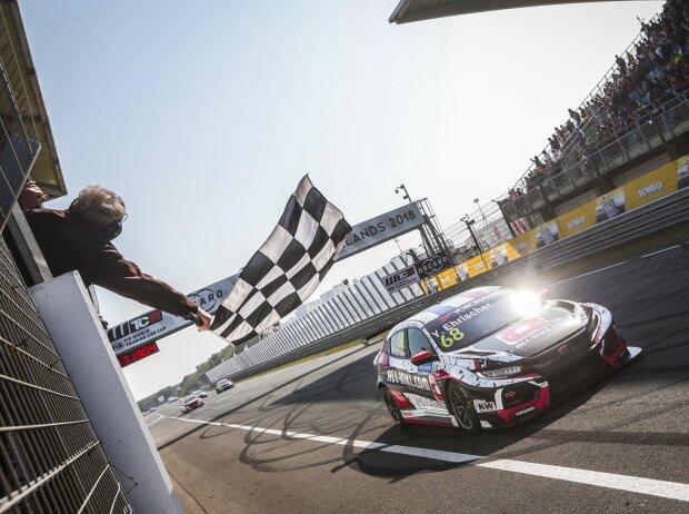 Yann Ehrlacher, Honda