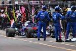 Brendon Hartley (Toro Rosso) und Charles Leclerc (Sauber)