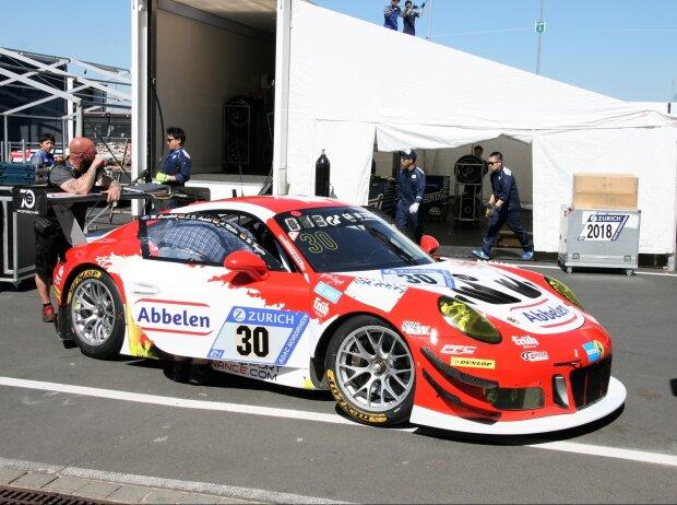 Frikadelli-Porsche