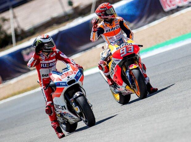 Motogp 2019 Honda Verhandelt Mit Jorge Lorenzo