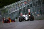 Marcus Ericsson (Sauber) und Max Verstappen (Red Bull)