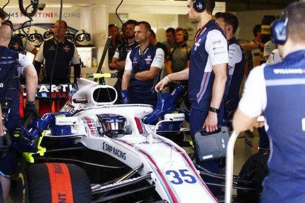Sergei Sirotkin Williams Williams Martini Racing F1 ~Sergei Sirotkin (Williams) ~