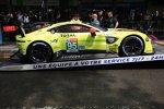 Nicki Thiim (Aston Martin) und Darren Turner (Aston Martin)