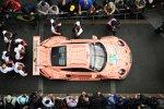 Michael Christensen (Porsche), Kevin Estre (Porsche) und Laurens Vanthoor (Porsche)