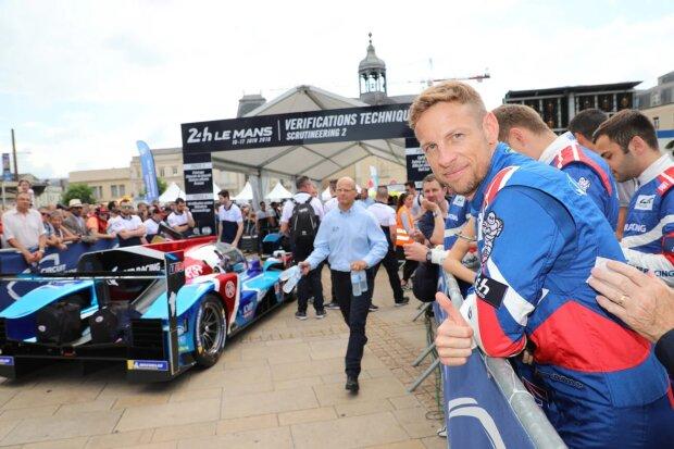 Jenson Button SMP SMP Racing LMP1 ~Jenson Button (SMP) ~
