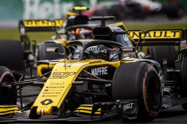 Nico Hülkenberg  ~Nico Hülkenberg (Renault) ~