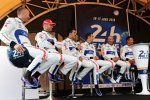 Olivier Pla (Ford), Billy Johnson, Andy Priaulx (Ford) und Harry Tincknell (Ford)