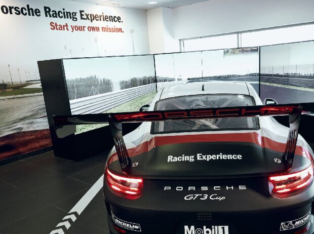 Porsche-Simulator