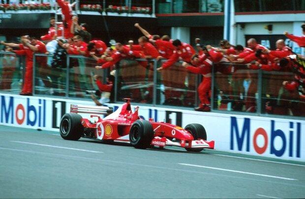 Michael Schumacher Ferrari Scuderia Ferrari F1 ~Michael Schumacher (Ferrari) ~