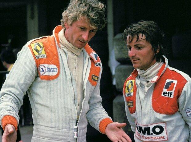 Jean-Pierre Jabouille, Rene Arnoux