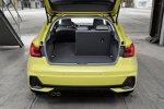 Kofferraum des Audi A1 Sportback 2019