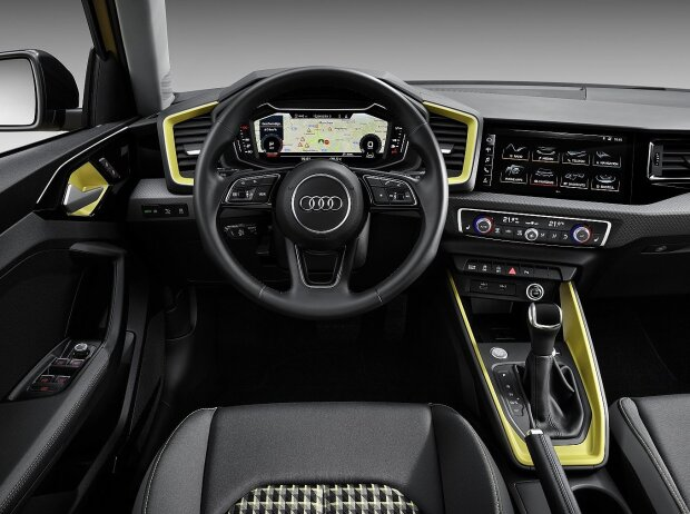 audi a1 sportback 2019 bilder info zu preis motoren. Black Bedroom Furniture Sets. Home Design Ideas