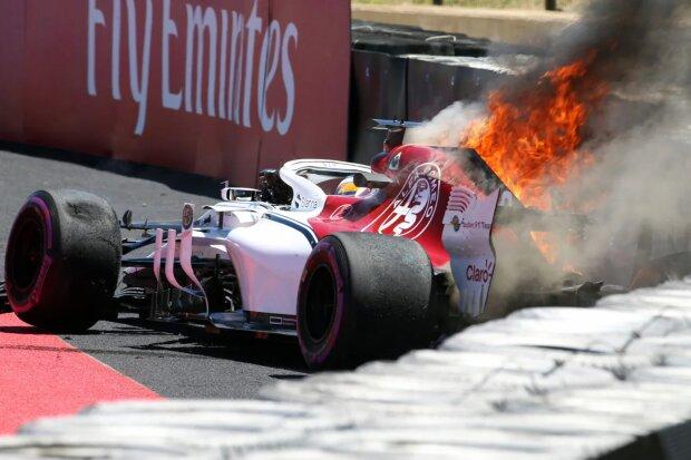 Marcus Ericsson Sauber Alfa Romeo Sauber F1 Team F1 ~Marcus Ericsson (Sauber) ~