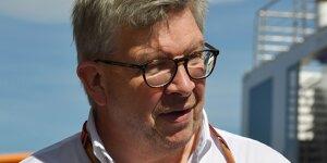 Ross Brawn kündigt an, dass die neuen Aerodynamik-Regeln kommen werden