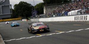 Das Wochenende am Norisring war für Edoardo Mortara sehr erfolgreich