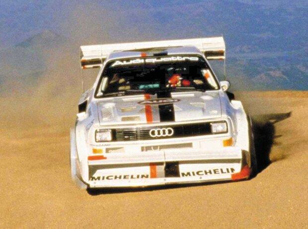 Walter Röhrl Pikes Peak 1987