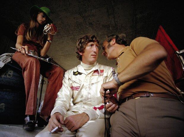 Jochen Rindt, Colin Chapman, Nina Rindt