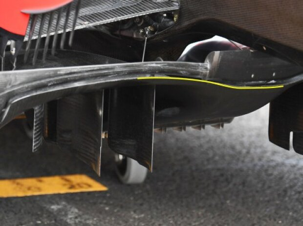 Diffusor, Red Bull RB14