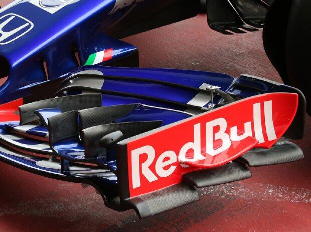 Toro-Rosso-Frontflügel