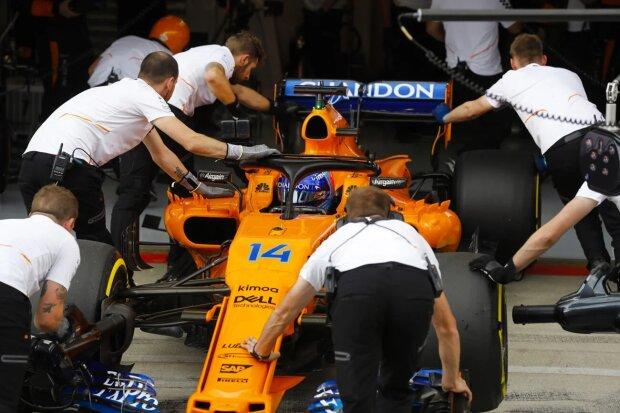 Fernando Alonso McLaren McLaren F1 Team F1 ~Fernando Alonso (McLaren) ~