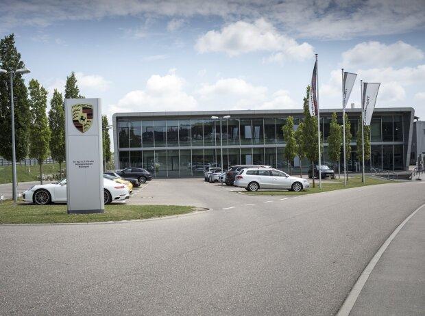 Porsche Weissach