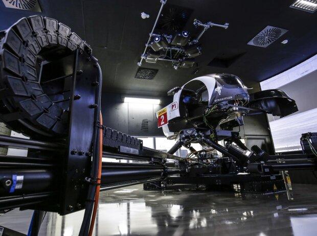 Porsche 919 Simulator