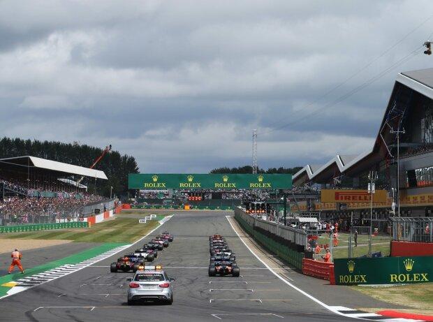 Silverstone Grid