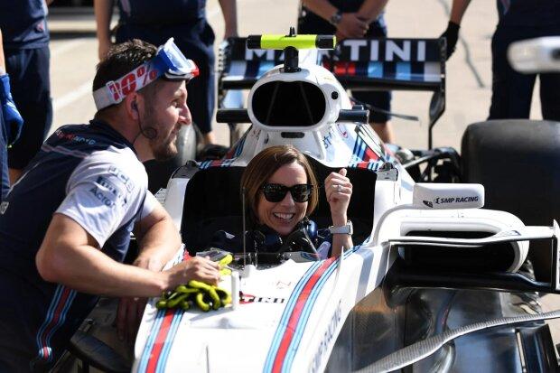 Claire Williams Williams Williams Martini Racing F1CIP CIP Moto3 ~Claire Williams ~