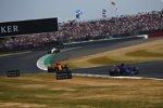 Pierre Gasly (Toro Rosso) und Stoffel Vandoorne (McLaren)