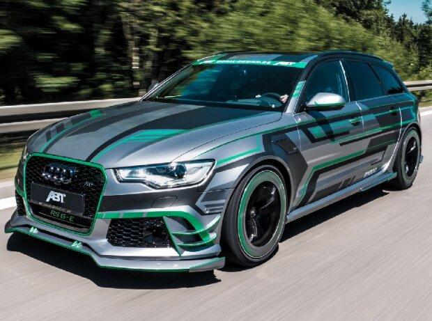 Abt Audi RS6-E Hybrid 2018