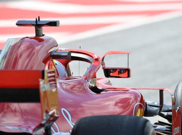 Sebastian Vettel, Rückspiegel