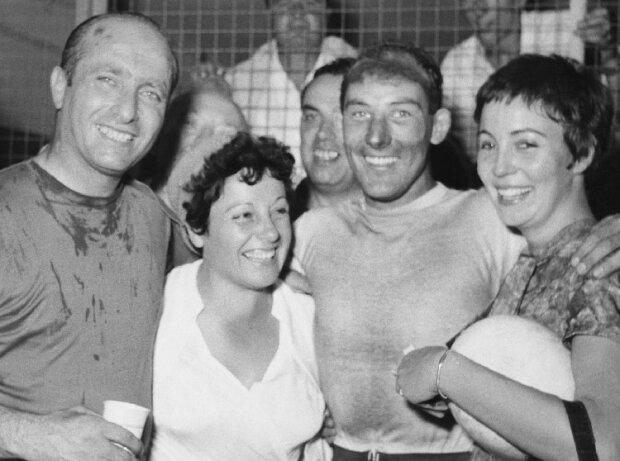 Juan Manuel Fangio, Stirling Moss