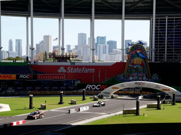 Race of Champions in Miami