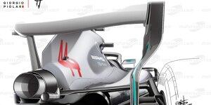 Die FIA erwägt Änderungen an der Position der F1-Rückspiegel