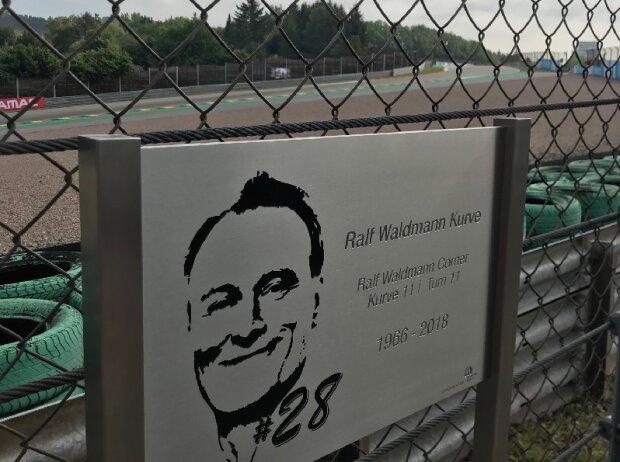 Rald Waldmann Kurve