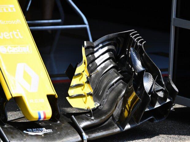 Renault-Frontflügel